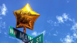 Wild Yard Sale 2015