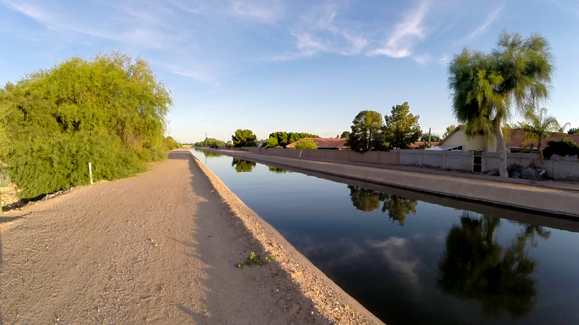 Arizona Canal Water and Multi-Use Trail