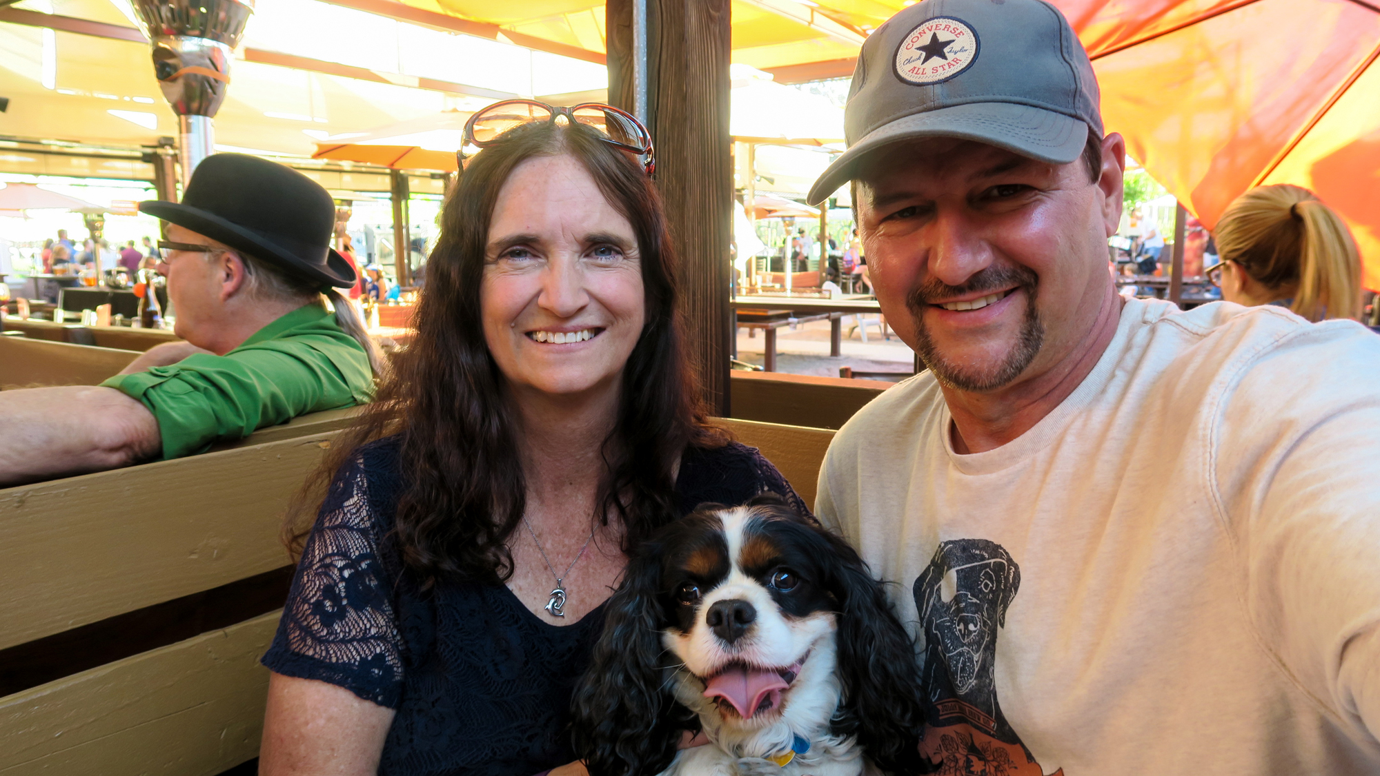 OHSU Restaurant – Dog Bike and Family Friendly
