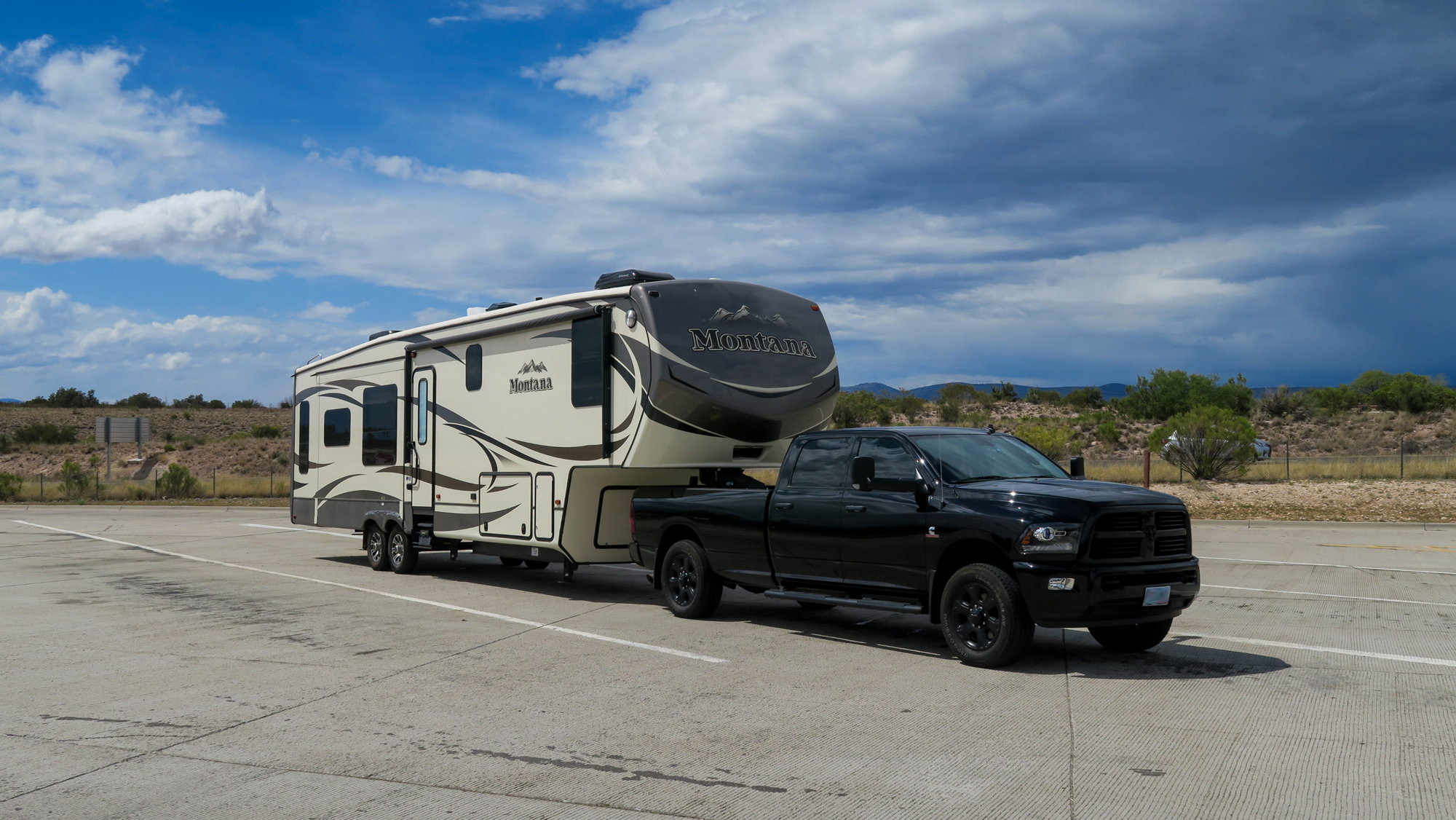 Phoenix to Flagstaff Arizona – Full Time RV