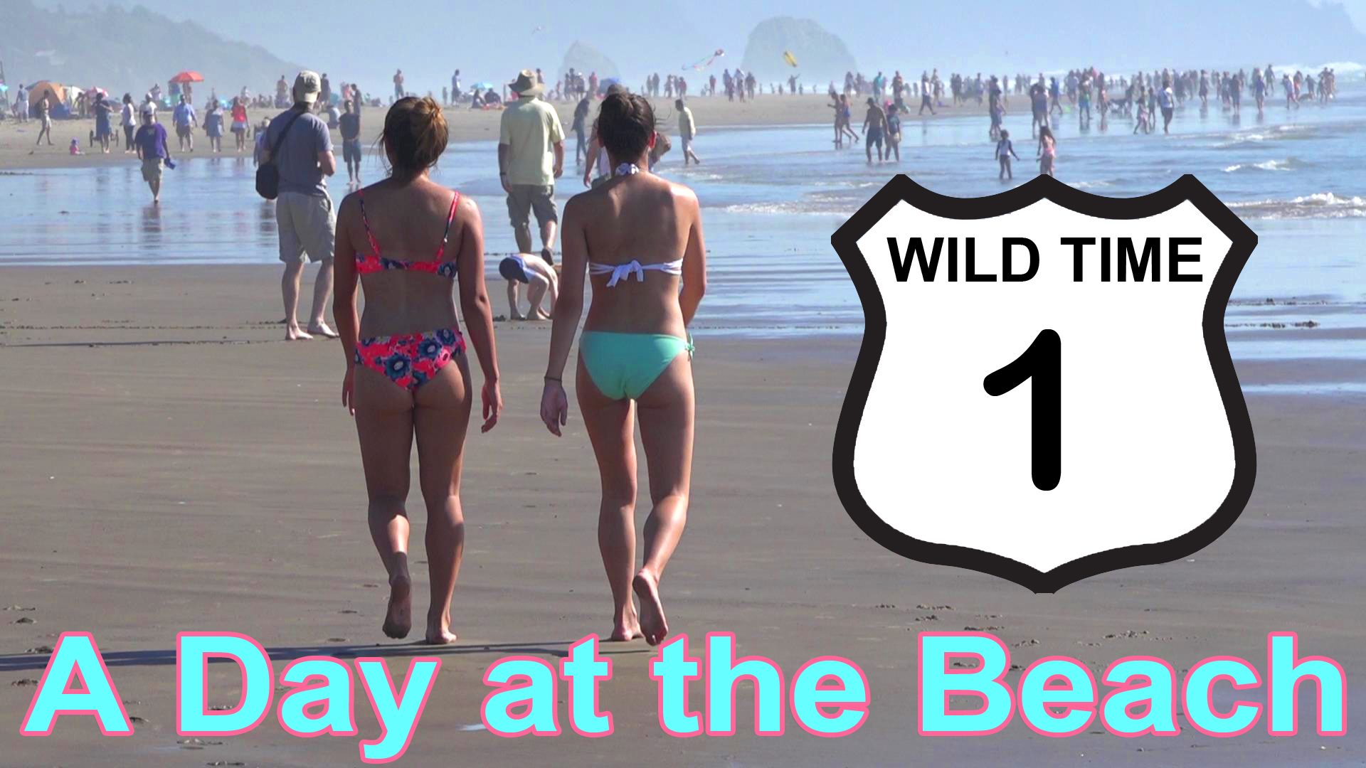 Wild Time 1 – Vlog Intro and Cannon Beach Oregon