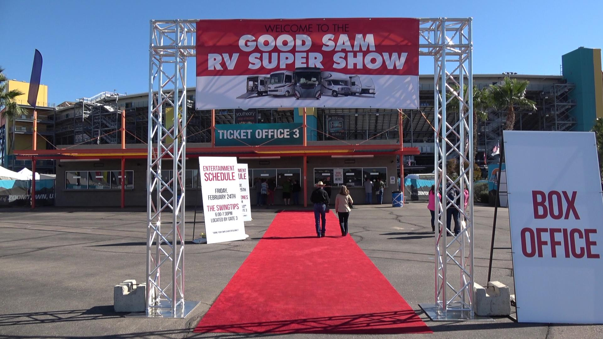 Good Sam RV Super Show