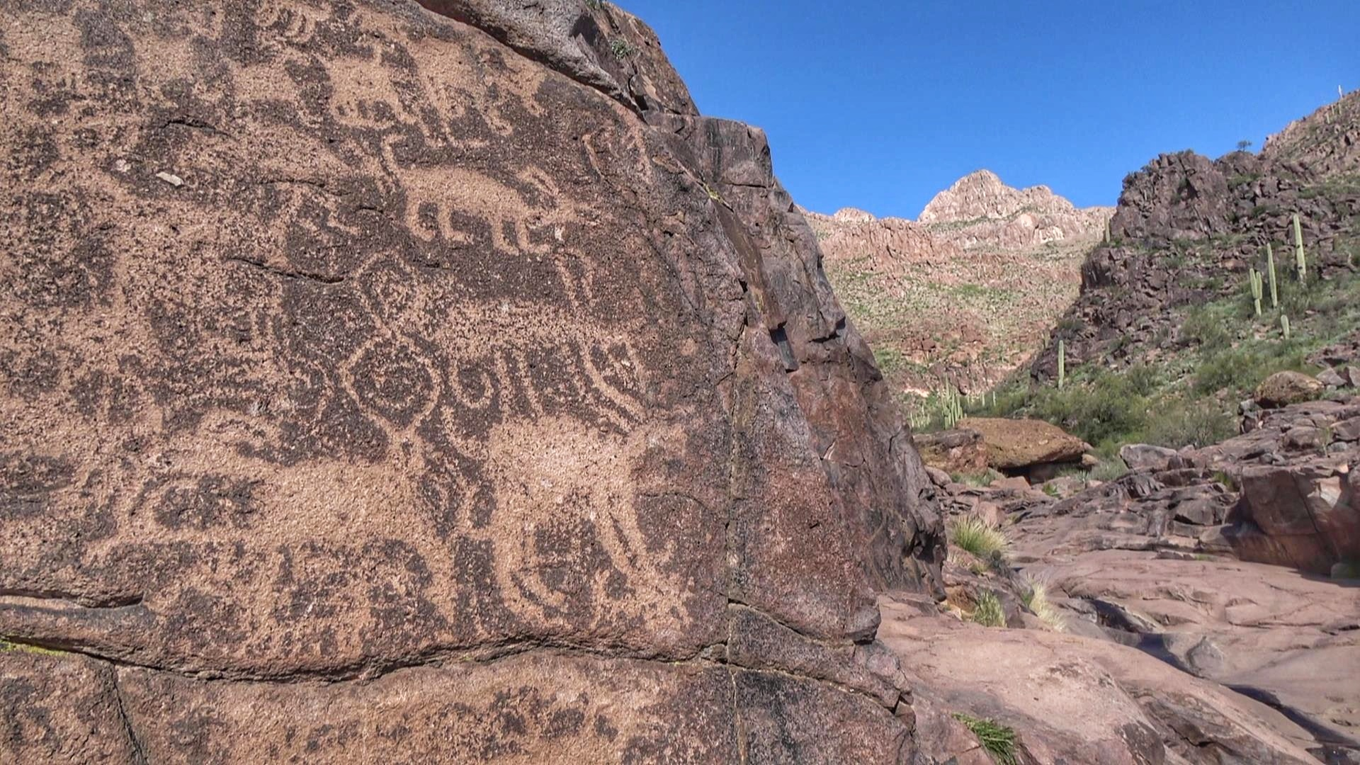 Hieroglyphic Trail – Arizona RV Travel Adventures