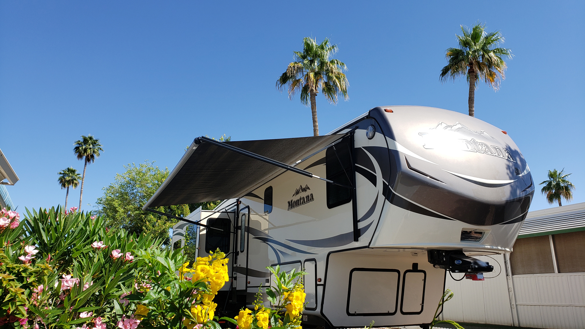 RV Tips for Hot Weather